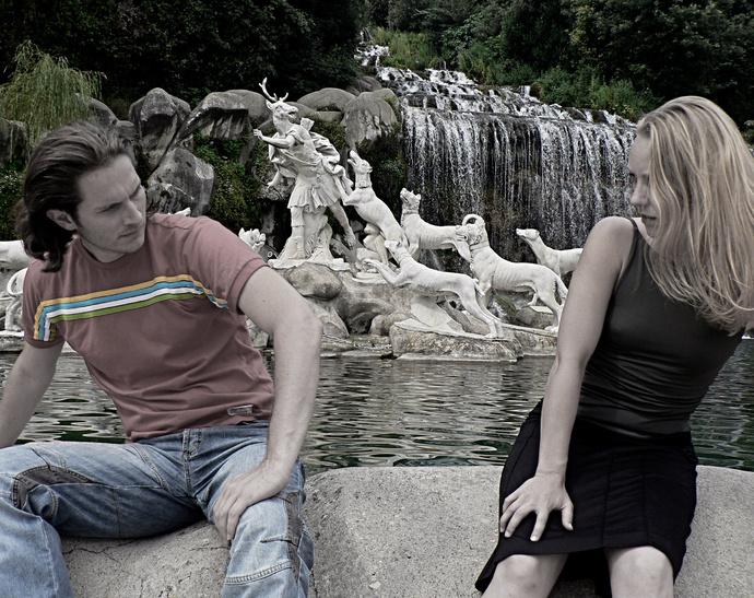 Anna & Gianni Diana & Actaeon