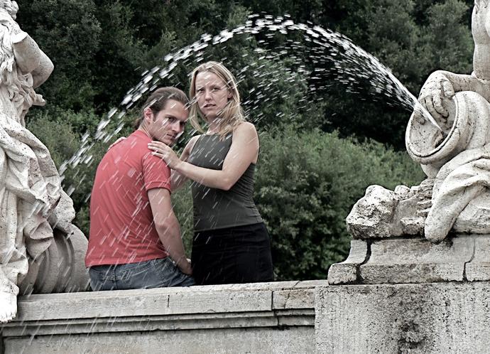 Anna & Gianni Fountain of Ceres