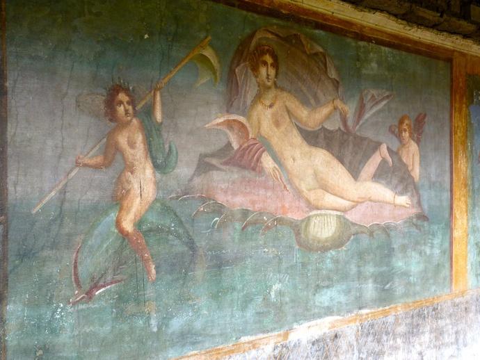Aphrodite Casa di Venere 3