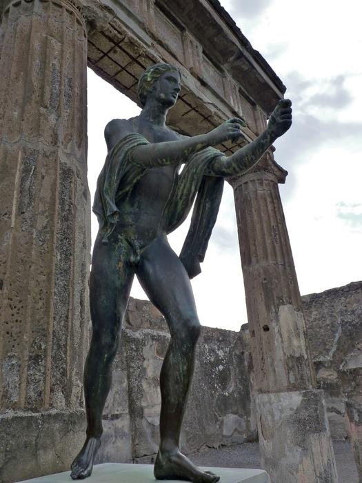 Apollo Temple of Apollo