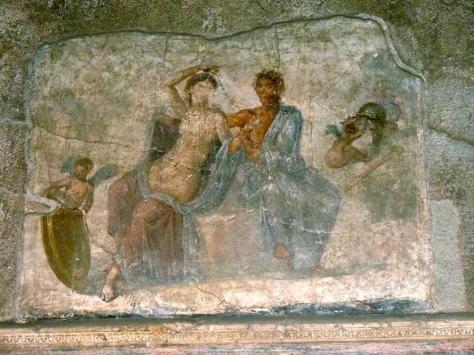 Aprodite & Ares