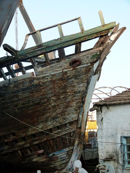 Boat Wreck 3
