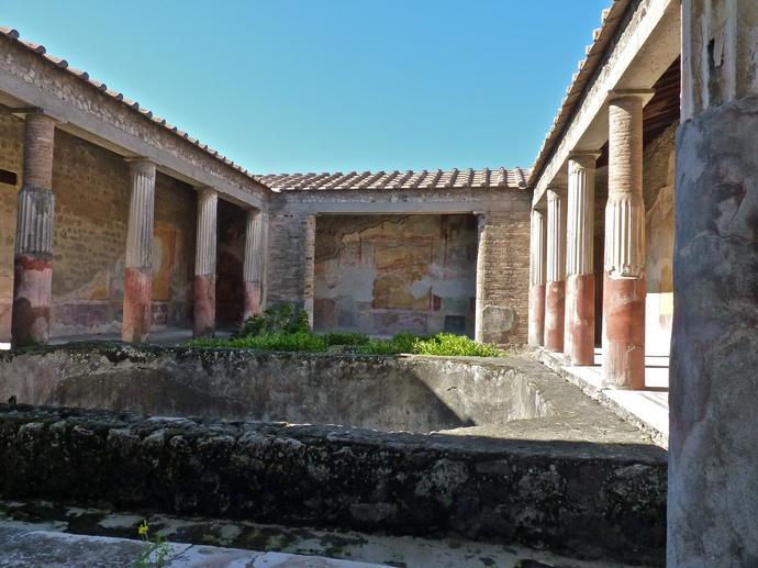 Casa Dei Dioscursi 2