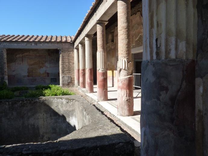 Casa Dei Dioscursi 3