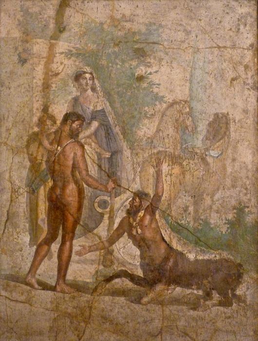 Casa Del Centauro Hercules & Nessus 2