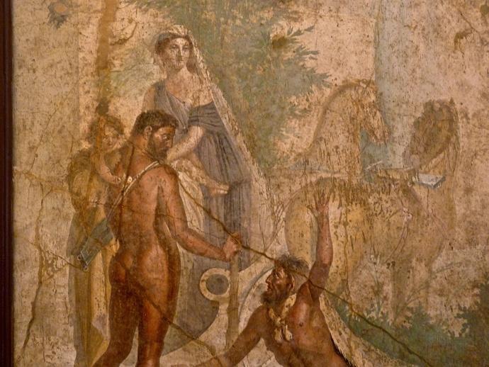 Casa Del Centauro Hercules & Nessus 3