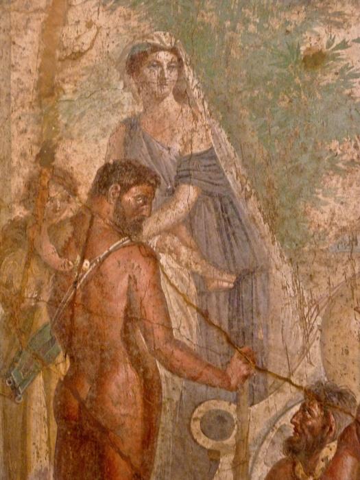 Casa Del Centauro Hercules & Nessus