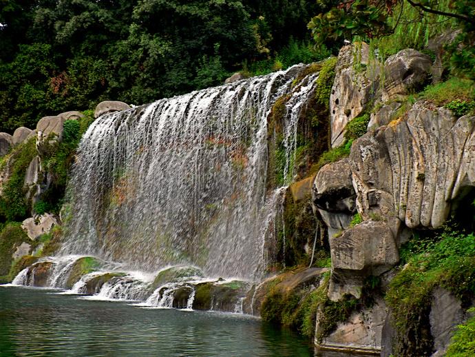 Cascade Fountain of Diana & Actaeon