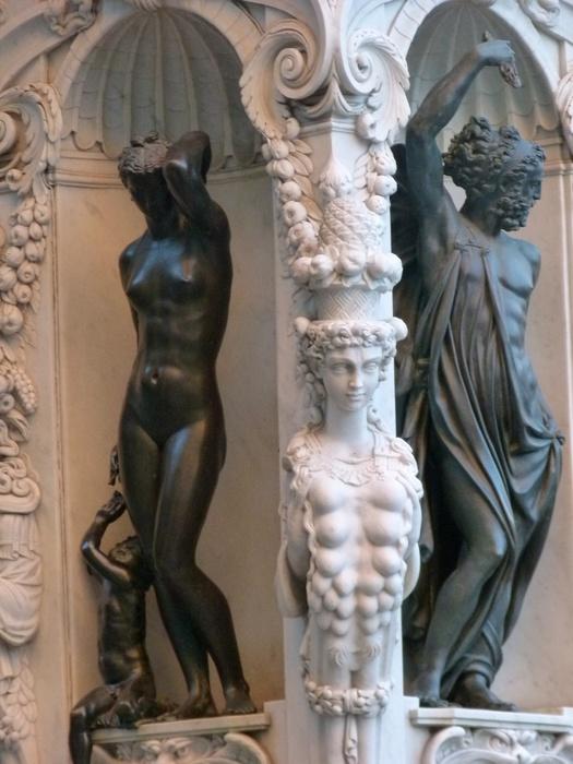 Cellini's Danaë & Jupiter