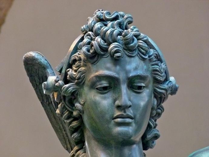 Cellini's Perseus & Medusa 2