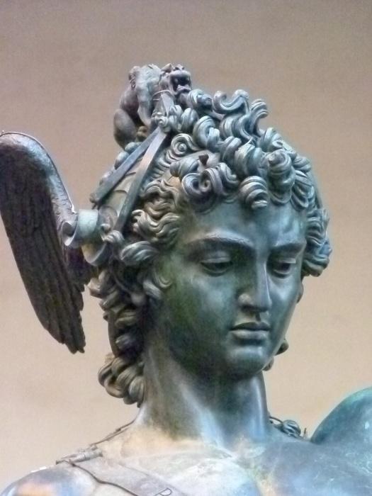 Cellini's Perseus & Medusa 3