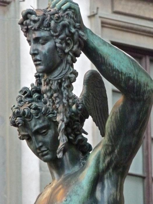 Cellini's Perseus & Medusa 4
