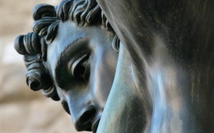 Cellini's Perseus & Medusa 5