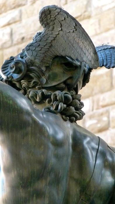 Cellini's Perseus & Medusa 6