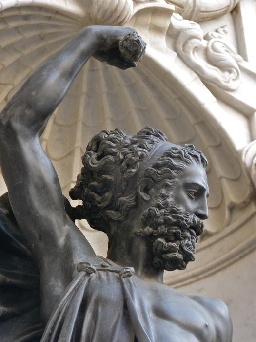 Cellini's Perseus & Medusa Jupiter 2
