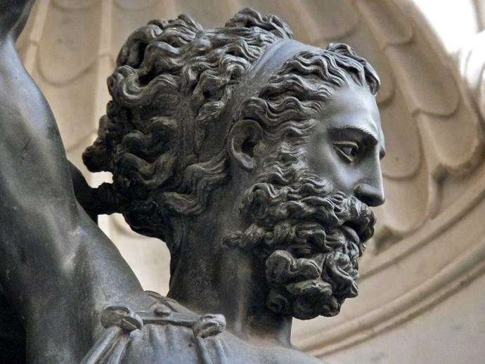 Cellini's Perseus & Medusa Jupiter 3