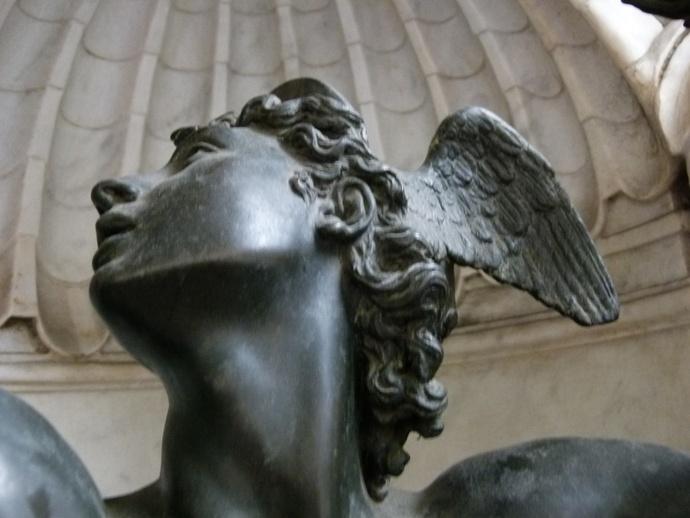 Cellini's Perseus & Medusa Mercury 3