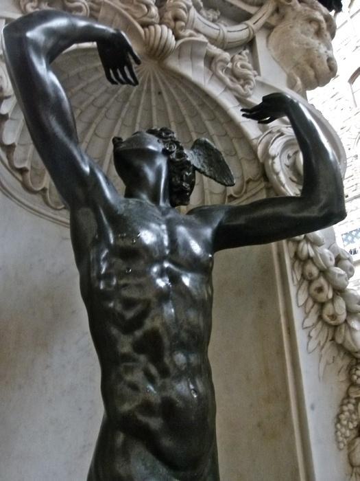 Cellini's Perseus & Medusa Mercury