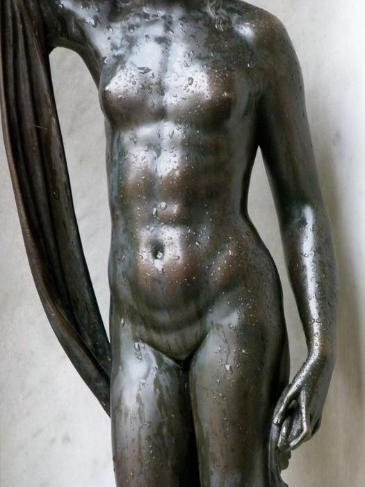 Cellini's Perseus & Medusa Minerva