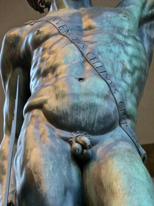Cellini's Perseus & Medusa