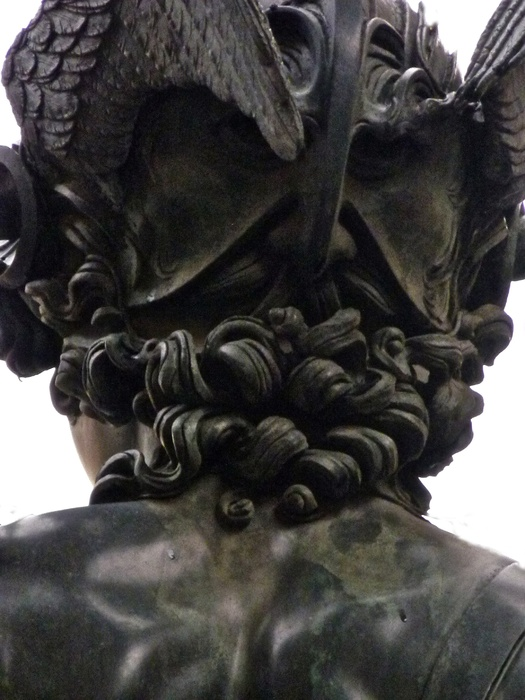 Cellini's Perseus with the Head of Medusa 13