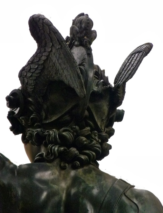 Cellini's Perseus with the Head of Medusa 14
