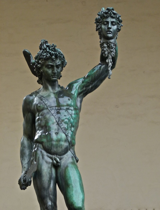 Cellini's Perseus with the Head of Medusa 20