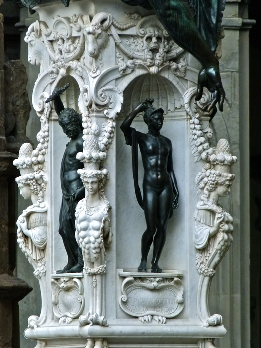 Cellini's Perseus with the Head of Medusa 21