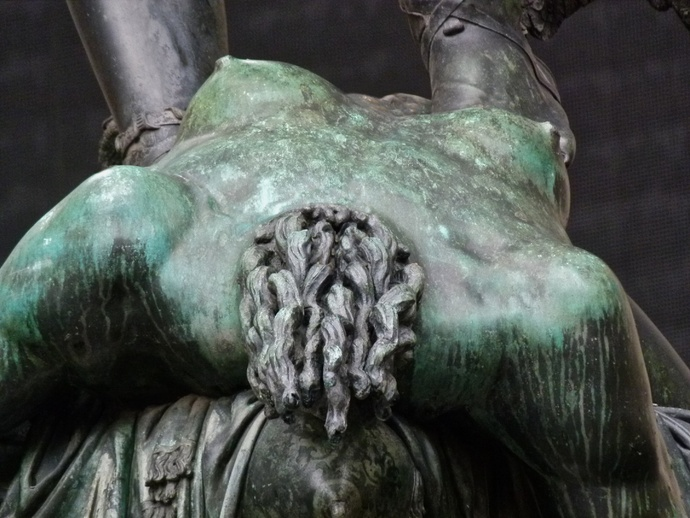 Cellini's Perseus with the Head of Medusa 22
