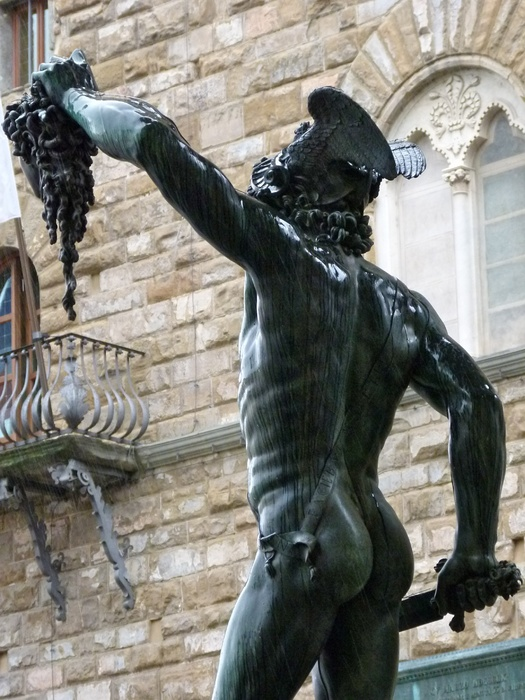 Cellini's Perseus with the Head of Medusa 26
