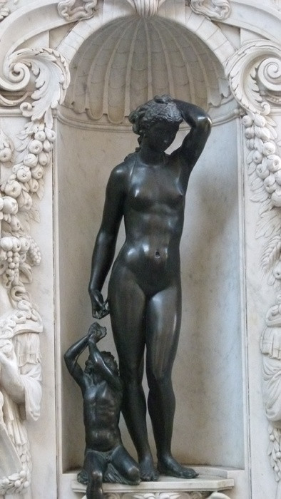 Cellini's Perseus with the Head of Medusa 6