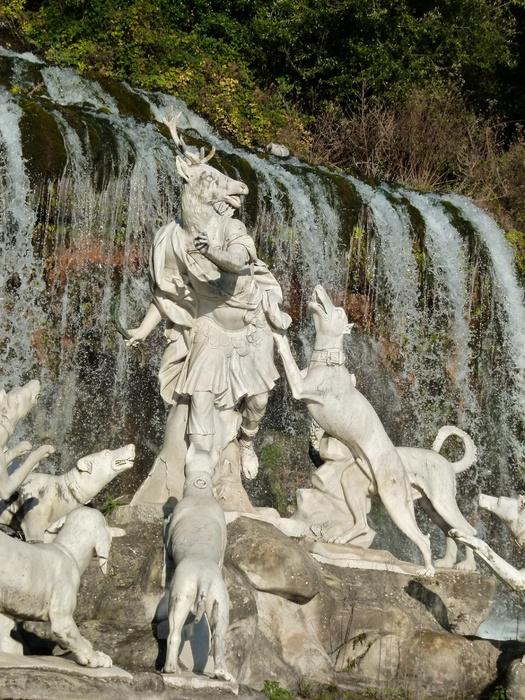 Diana & Actaeon by Luigi Vanvitelli Parco la Reggia di Caserta 10