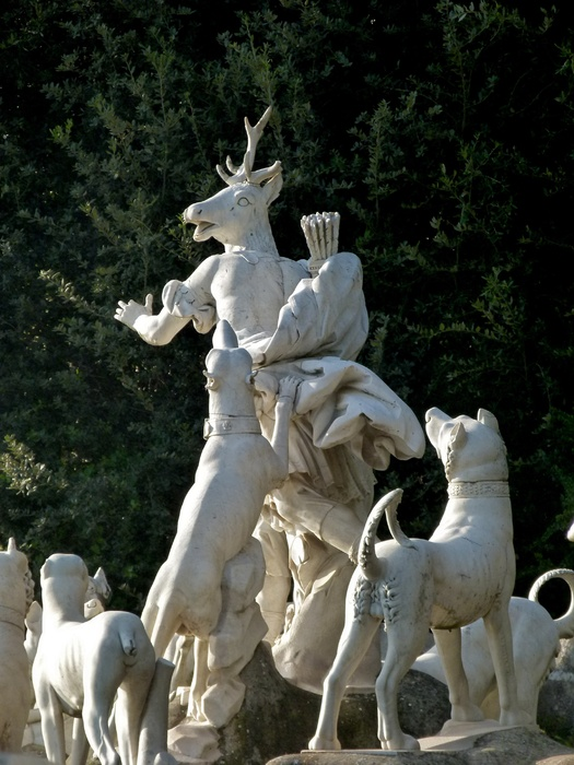 Diana & Actaeon by Luigi Vanvitelli Parco la Reggia di Caserta 13