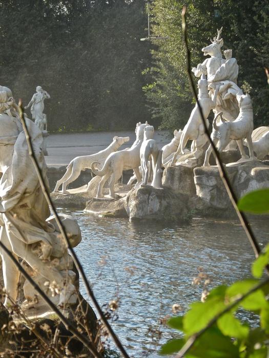 Diana & Actaeon by Luigi Vanvitelli Parco la Reggia di Caserta 15