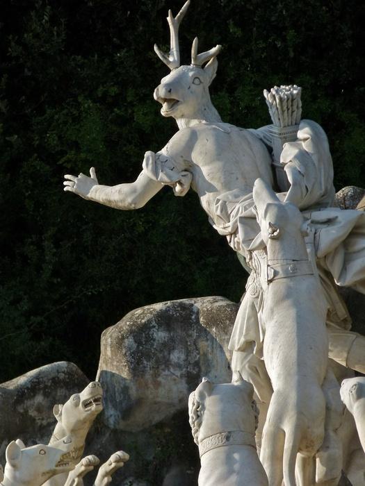 Diana & Actaeon by Luigi Vanvitelli Parco la Reggia di Caserta 16