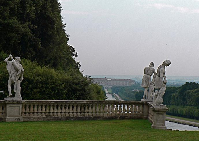 Diana & Apollo Vista