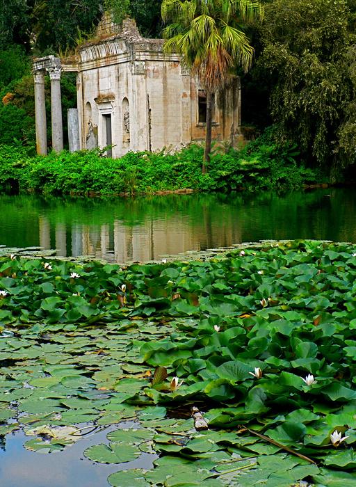 English Garden Giardino Inglese 4