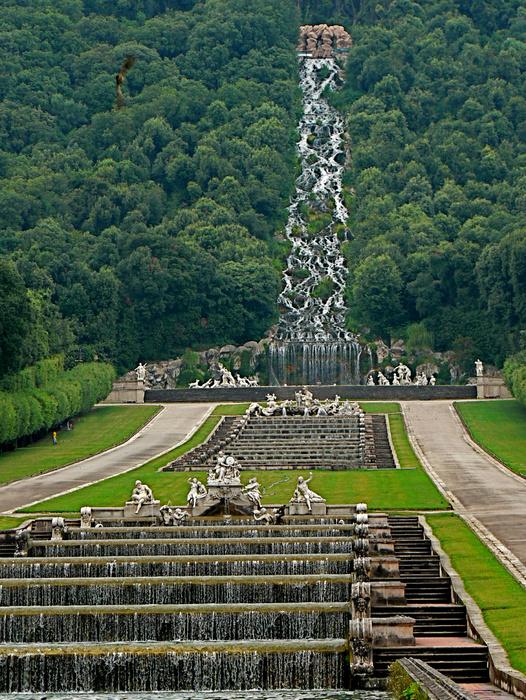 Fountain of Ceres & Cascade