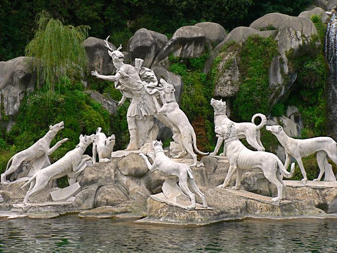 Fountain of Diana & Actaeon 2