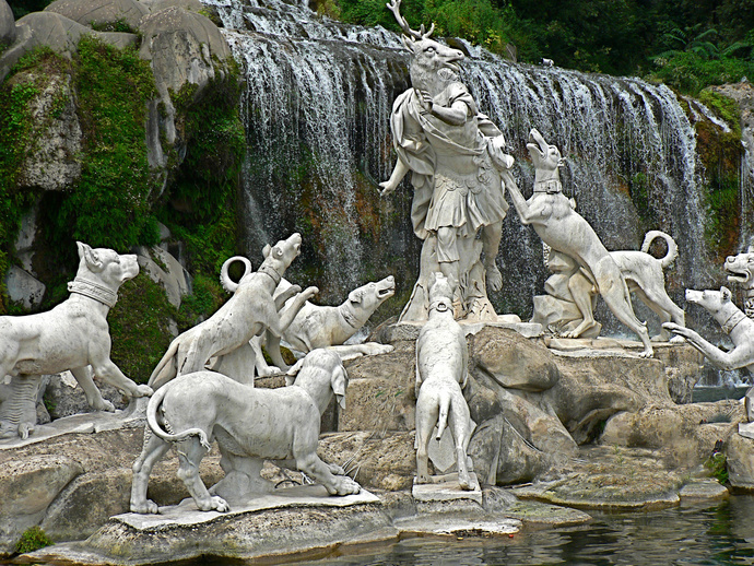 Fountain of Diana & Actaeon 3