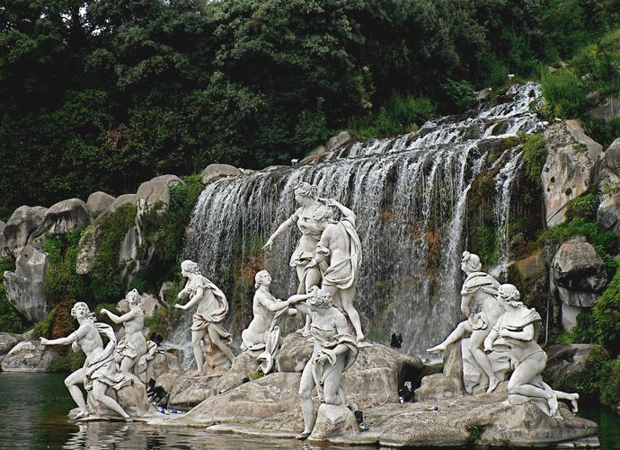 Fountain of Diana & Actaeon 4
