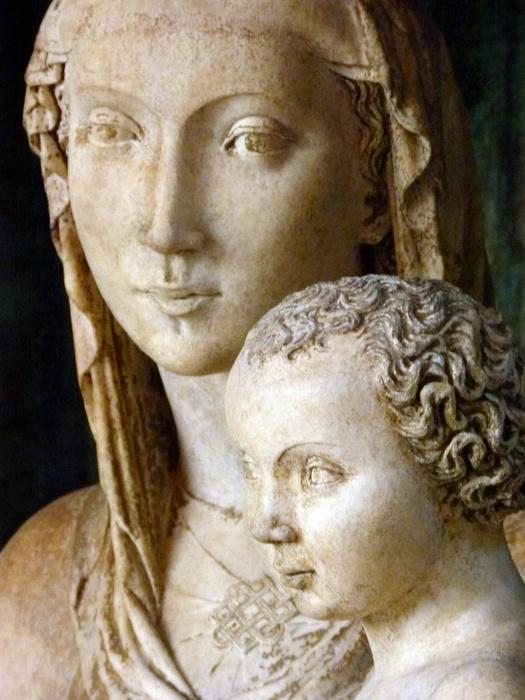 La Maestà Andrea Pisano (1389) 14