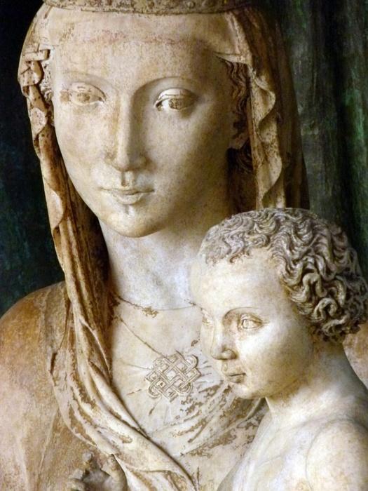 La Maestà Andrea Pisano (1389) 21