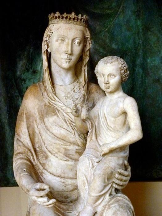 La Maestà Andrea Pisano (1389) 30