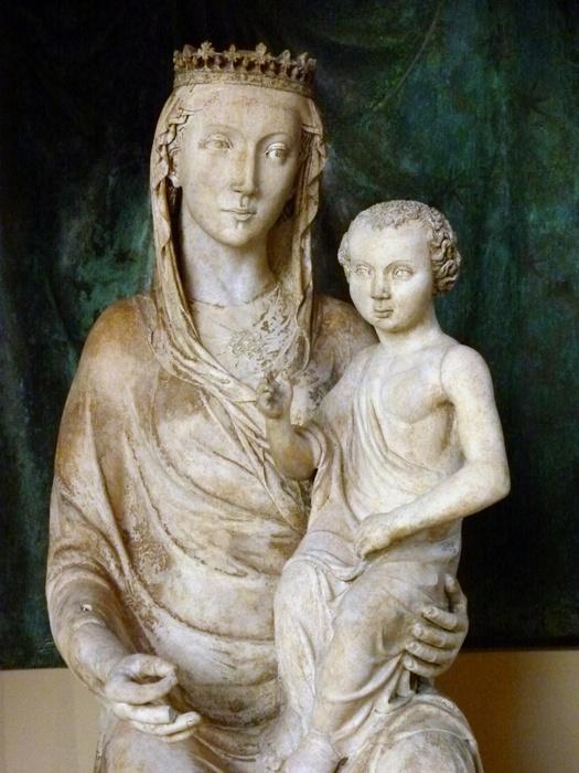 La Maestà Andrea Pisano (1389) 38