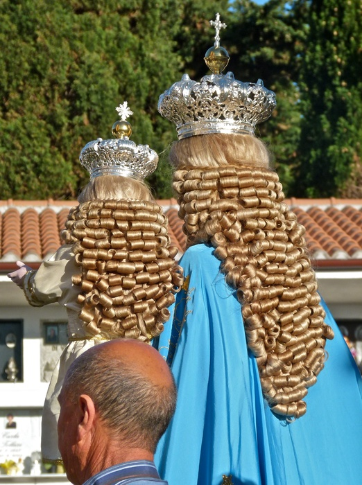 Madonna Del Rosario Cimitero, Sperlonga 2