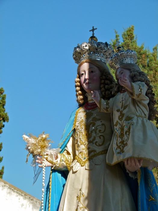 Madonna Del Rosario Cimitero, Sperlonga