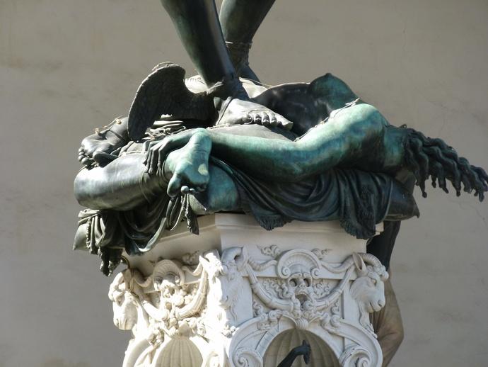 Medusa Benvenuto Cellini