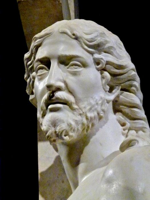Michelangelo Cristo Risorto 1st Version 2
