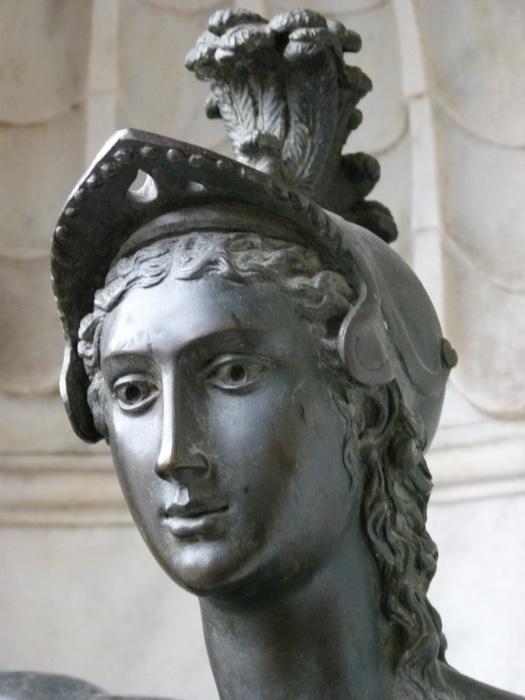 Minerva Perseus & Medusa 2